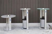 DESIGN-LINE dohányzóasztal, szállítási költség nélkül