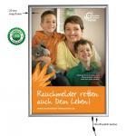 Smart LedBox világító plakáttartó tábla egyoldalas A2