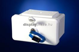 MOBILE SAFE mobilszéf falra szerelhető konzollal