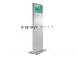 """PLANO 22"""" digitális információs oszlop"""