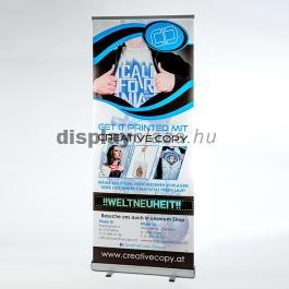 MOBi LED Roll-Up Állvány