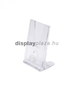 PREMIUM állítható L alakú laptartó / menütartó (álló)