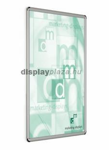 Streamline plakáttartó 25 mm lekerekített sarok
