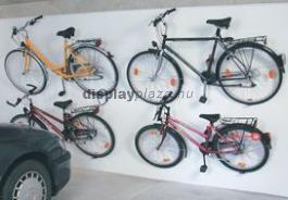PEDAL PARKER 3510 fali kerékpár-akasztó
