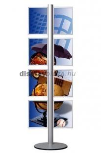 SLIDE-IN MULTI plakáttartó állvány