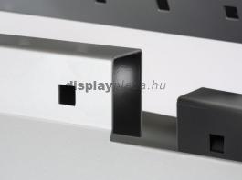 CLASSIC05 Plakáttartó állvány kétoldalas prospektustartóval