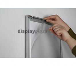 LedBox világító plakáttartó tábla egyoldalas
