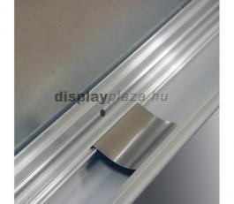 ECONOMY BELTÉRI megállító tábla 25 mm lekerekített sarokkal