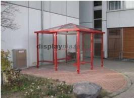 APEX kültéri dohányzókabin, szállítási költség nélkül
