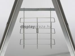 BROCHURE BASKET prospektus tartó kosár megállító táblákhoz