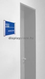 DOOR NAMEPLATE ajtónévtábla