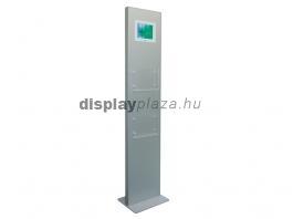 """PLANO 8"""" digitális információs oszlop"""