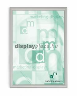 Streamline plakáttartó 25 mm derékszögű sarok kétoldalas