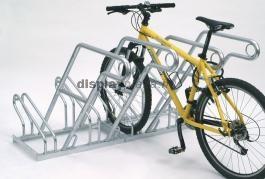 PARKER kerékpártároló rögzítőkerettel