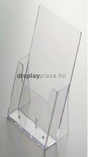 ECOLINE 2XLA4/A asztali szórólaptartó, 2x1/3 A4, osztott