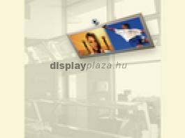 LCD Monitor Fríz + Plakáttartó