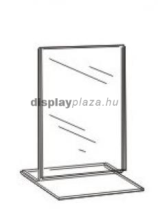 ECOLINE Asztali laptok tartó 1/3 A4, T-talpas (LA4)