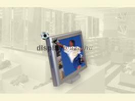LCD Monitor Desktop + Logó tartó