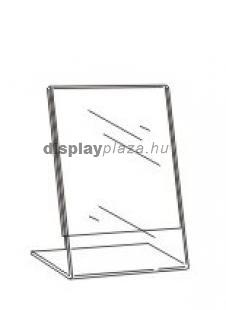 ECOLINE Asztali laptok tartó 1/3 A4, döntött (LA4)