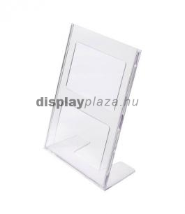 STANDARD L alakú laptartó / menütartó (álló)