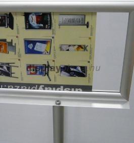 INFO PRESENTER SLIDE információs tábla