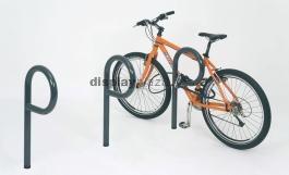 PEP biciklitároló-keret