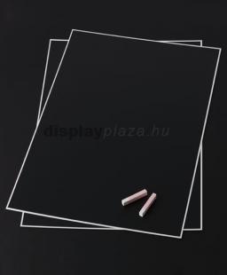 CHALKY TABLE krétával írható tábla