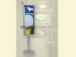 LCD Monitor Combo 1 + Plakáttartó + Állvány