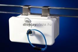 MOBILE SAFE mobilszéf négyzetes konzollal
