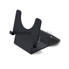 Universal zárható tablet tartó fekete színben