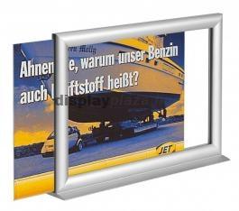 Info topper plakátkeret