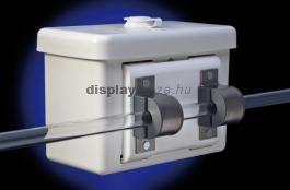 MOBILE SAFE mobilszéf kis átmérőjű csőkonzollal
