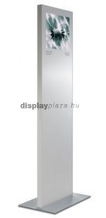 """PLANO 19"""" digitális információs oszlop"""