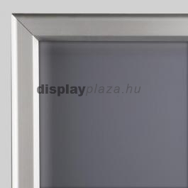 Truck Frame kültéri plakáttartó 42mm derékszögű sarok